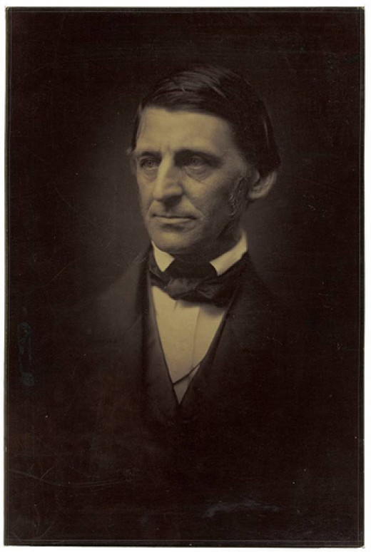 George Eastman House Collection: Emerson; ca. 1857