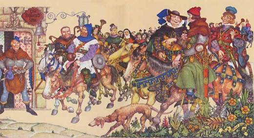 geoffrey chaucers the wife of bath essay Ap literature style essay prompts for chaucer's the canterbury tales by crhude in types  school work  essays & theses, chaucer, and canterbury tales.