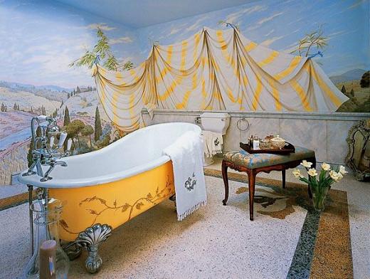 Great place to take a bath