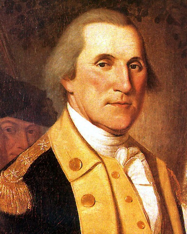 "Good Ol George Washington. Read up on why this man was called the ""Indispensable Man."""