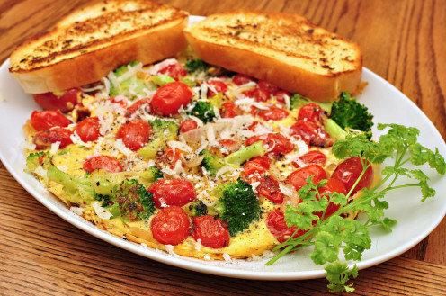 Recipe for Veggie Frittata