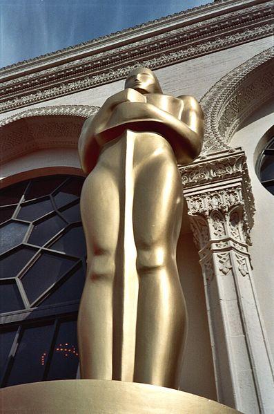 Oscar Statue in Hollywood