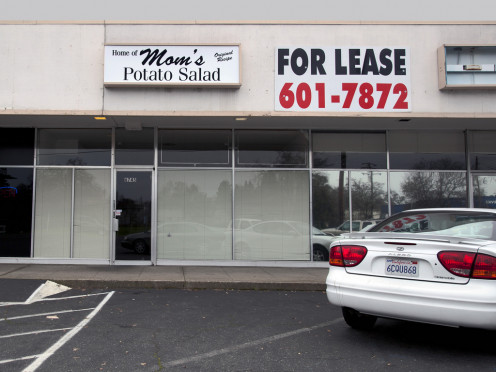 Consider the surrounding neighborhood, parking and access before entering into a commercial lease