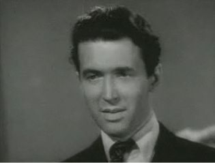 Jimmy Stewart as Mr. Smith, in Washington