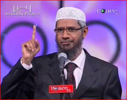 Who is  Dr. Zakir Naik?