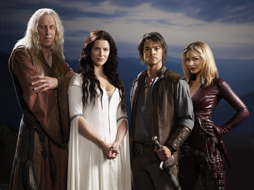 Legend of the Seeker cast