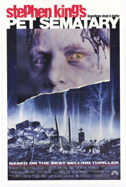 Creepy Pet Sematary by Stephen King