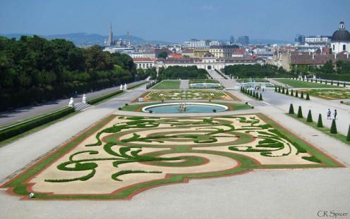 Belvedere - Vienna, Austria
