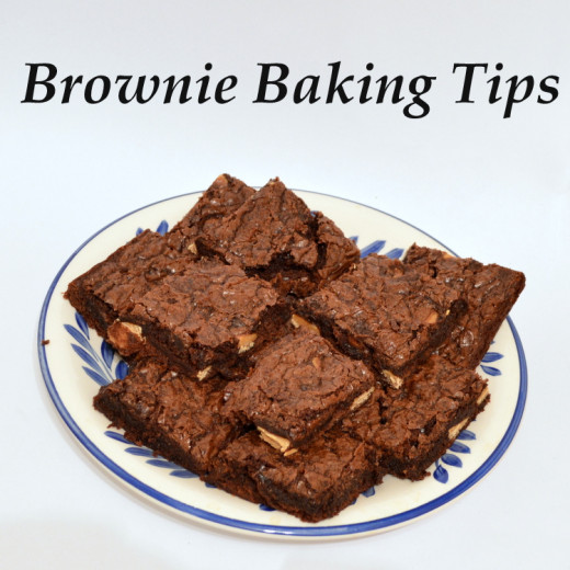 Brownie Baking Tips