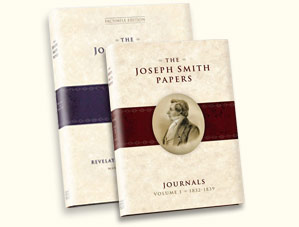 The first two volumes of the Joseph Smith Papers, probably the most important (and certainly the most expansive) Mormon history project ever undertaken.