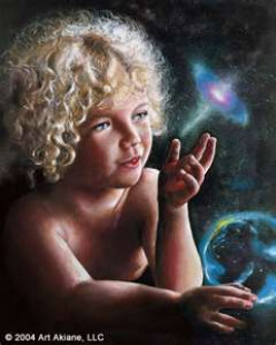 The Amazing Paintings of Child Prodigy, Akiane Kramarik