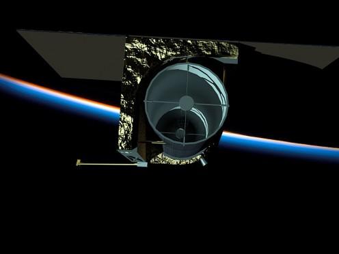 Arkyd-100 Prospecting Satellite