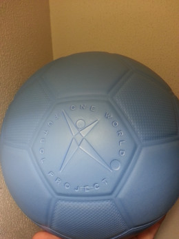 One World Football Project soccer ball