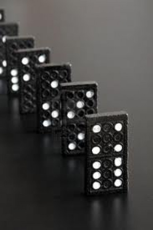 Dominoes is a classic game that takes concentration and luck. Some people call it Bones and it's played by people all around the globe.