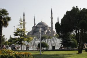 Blue Mosque - former Constantinople