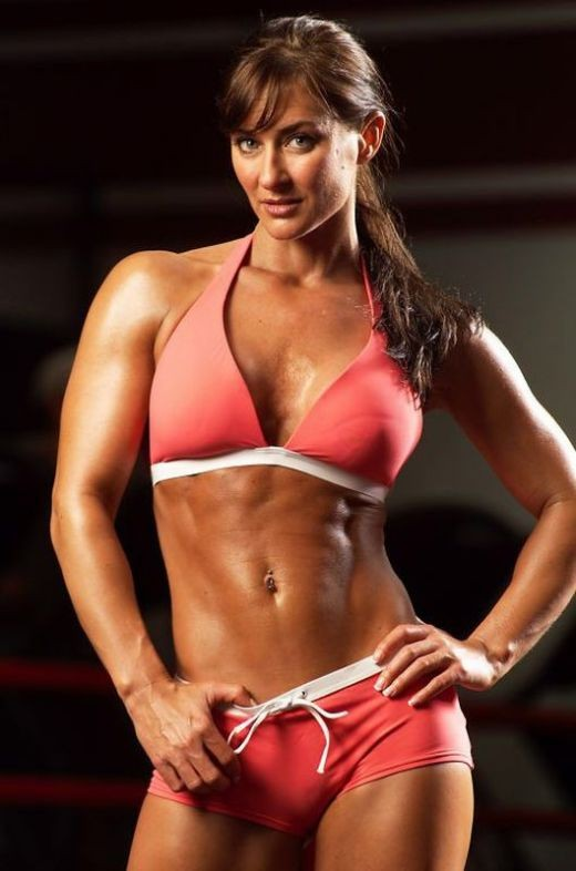 Tammy Pies - Female Fitness