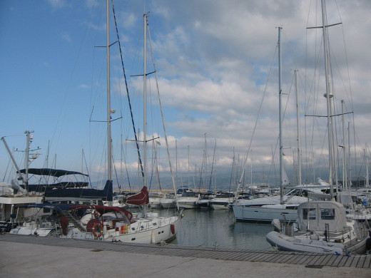 Latchi Yacht Harbor