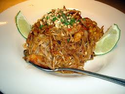 Pad Thai, an all-time favorite around the world.