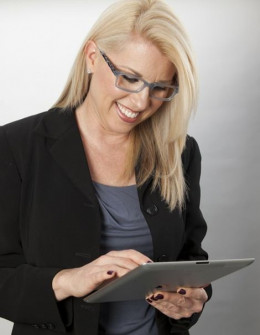 To reduce eyestrain, your prescription should be adjusted for the distance you intend to use your reading glasses. An incorrect prescription will cause your eyes to work harder to compensate,  contributing further to eyestrain.