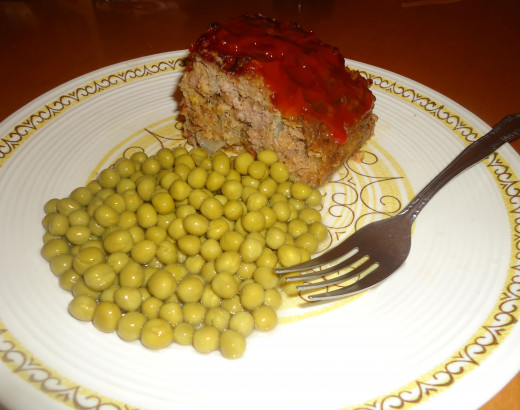 Simple and yummy meatloaf