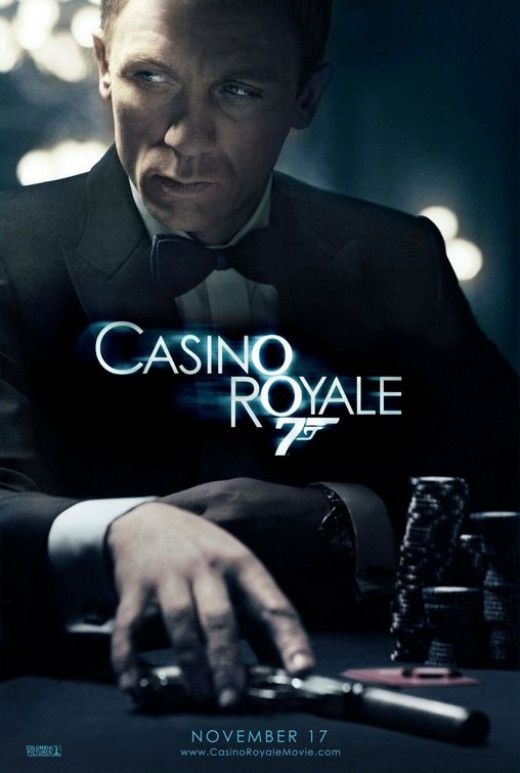 Casino Royale Poster #2