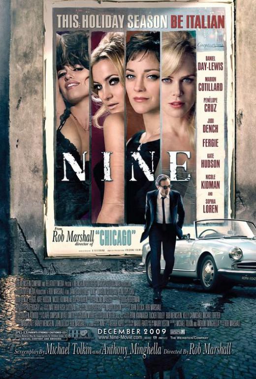 Nine Poster #2