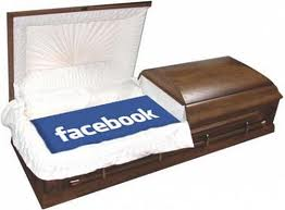 Will we all be attending Facebook's funeral In coming years?