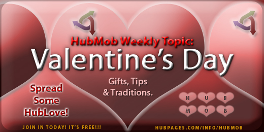 It's a HubMob on HubPages!