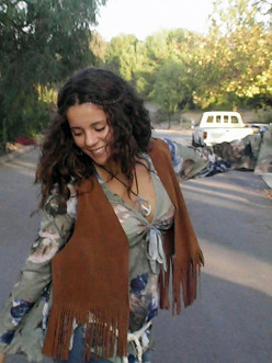 Bohemian Nature Girl Style and Fashion Tips