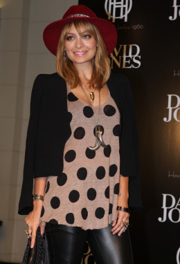 Nicole Richie is famous for her modern, boho-chic style.