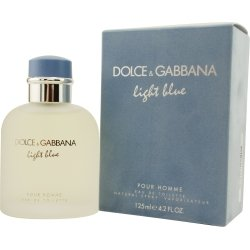 D&G Light Blue For Men