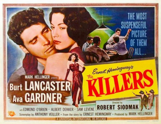 The Killers Poster #2