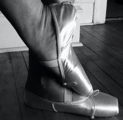 How the wrong pointe shoe negatively impacts you