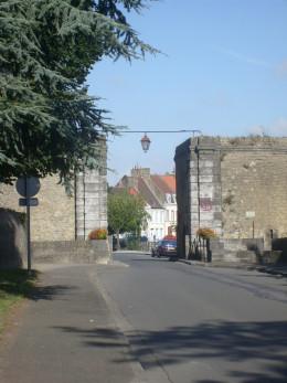 Porte de Dunkerque, Bergues