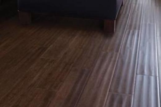home legend hand scraped strand woven ashford solid bamboo flooring