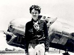 Amelia Earhart was a courageous women who accomplished many things women had not done before.