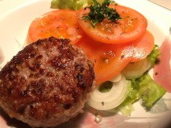 Gluten Free Burger Patties Recipe