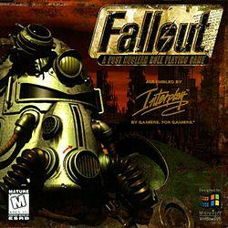 I love the first person shooter fallouts, but you cant forget where it all started. The beautiful plot and incredibly immersive world all began with the original fallout, a turn based, story driven master piece that I'll never forget