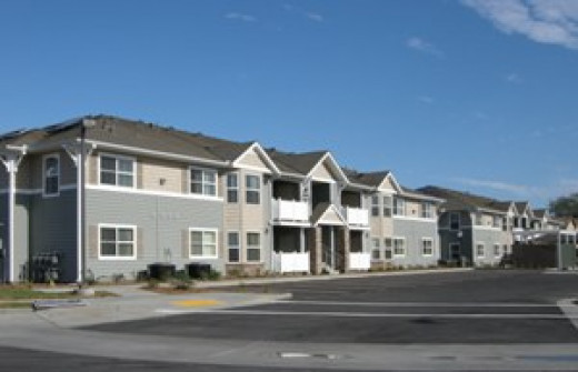 USDA Rural Development provided $2.6 million in funds to assist in the construction of the new apartments.
