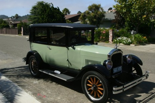 1930 Durant Model 70 Deluxe Sedan For Sale In Heathsville