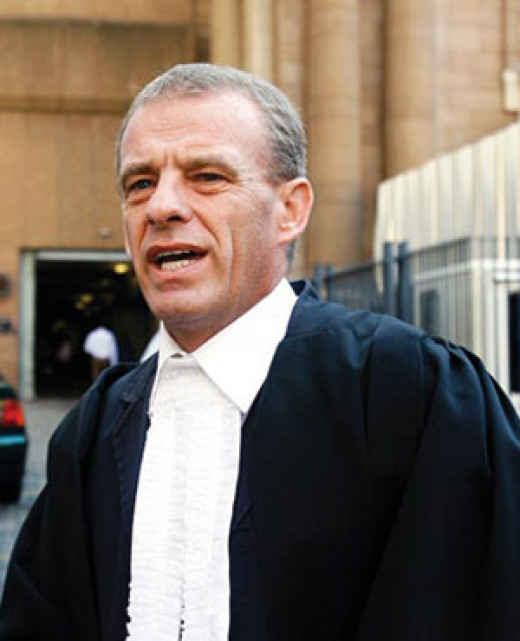 Gerrie Nel - State Attorney