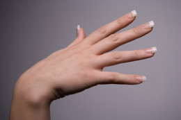 Do you want natural and healthy fingernails like this? It's possible with a little know-how!