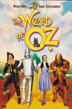 "A Family Movie Filled With Suspense and Music: ""The Wizard of Oz"""