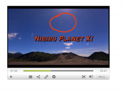 Time Lapse Video Shows Nibiru Planet X