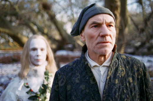Patrick Stewart in A Christmas Carol (1999)
