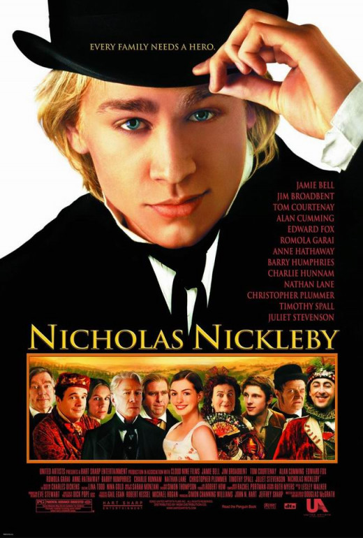 Nicholas Nickleby (2002) poster