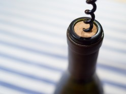 A corkscrew is one of many types of wine openers