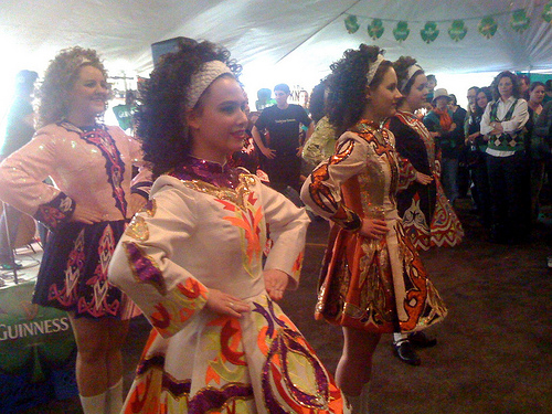 Trinity Irish Dancers, County Clare Pub, Milwaukee