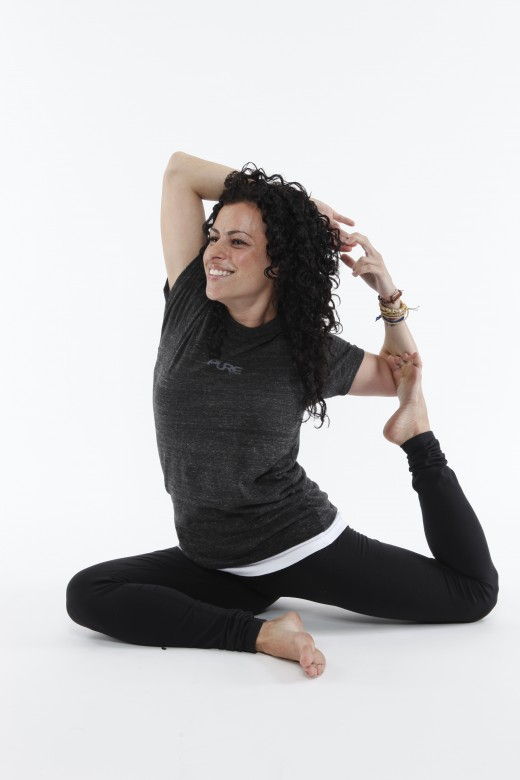 Eka Pada Rajakapotasana - One Legged Royal Pigeon Pose