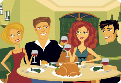 What is your favorite dinner to serve for a dinner party?
